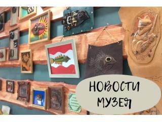 Выставка Котики и Рыбки